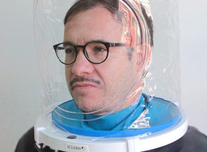 Chubut: Pan American Silver donó 12 cascos de ventilación no invasiva para pacientes con COVID-19