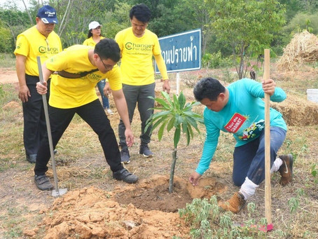 AGS Root Zone Watering system mention in Thailand's News.