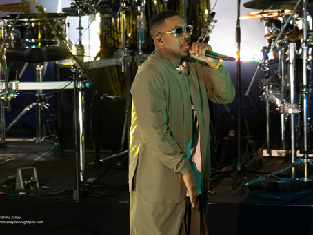 Live Photos: Nas and Lauryn Hill