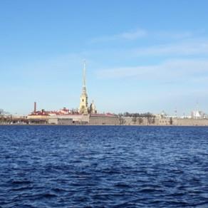 Erasmus na cestě: Petrohrad