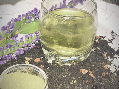Give It What it's Craving Green Tea