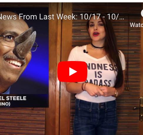 Good News From Last Week: 10/17 - 10/23 2016