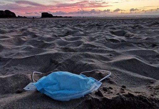 Coronavirus: Pandemic 'causing new wave' of plastic pollution