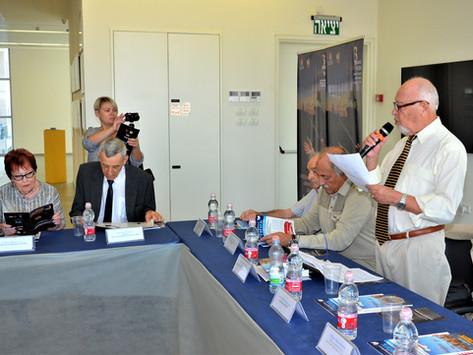 Выступление Леонида Финкеля на Международной конференции