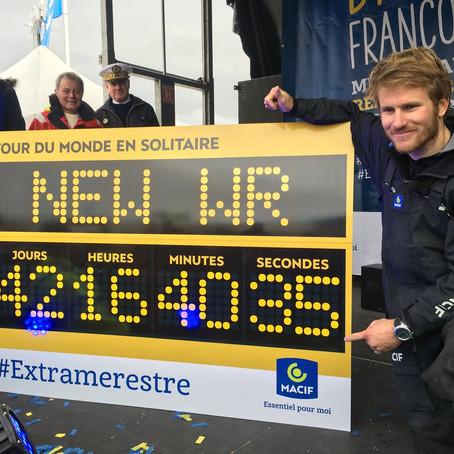 François Gabart: 10 ans de records