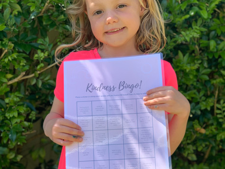 FREE downloadable Kindness Activity