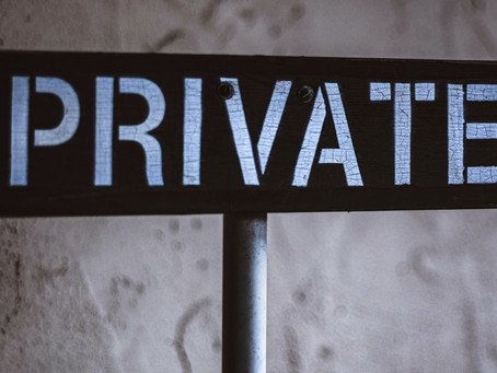 How Does Contact Tracing and Social Distancing Impact Professional Privacy?