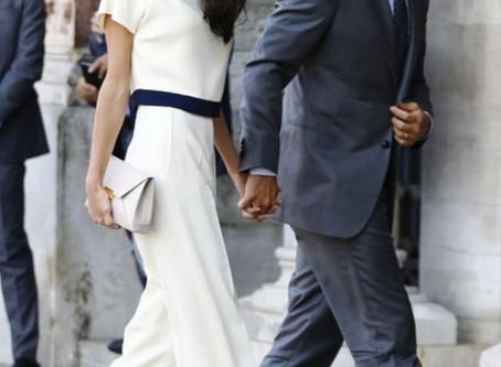 Clooney Wedding 2014