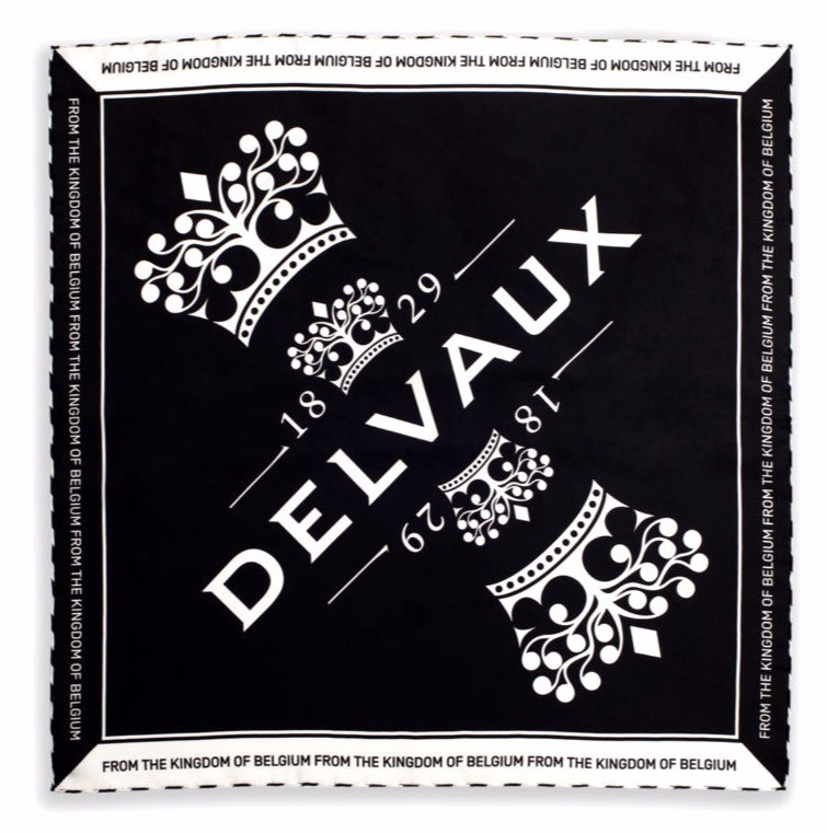 delvaux scarf