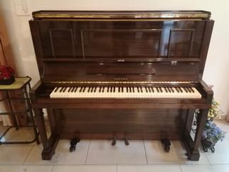 【《ピアノを聴く動画》使用ピアノ紹介】第15回ディアパソン・アップライト