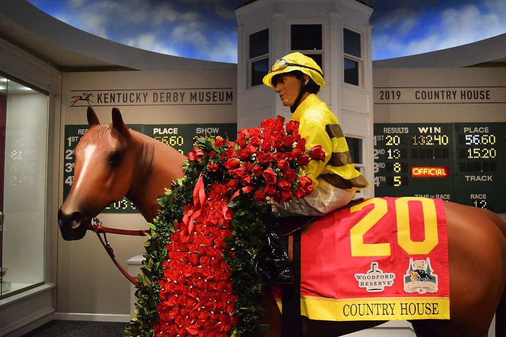 Country House, Kentucky Derby 2019, Kentucky Derby 2020 contenders, Kentucky Derby Museum