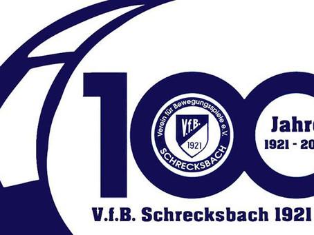 Einladung zur jährlichen Mitgliederversammlung des VfB Schrecksbach 1921 e. V.