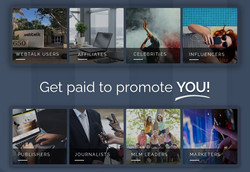 Webtalk - Promote YOU