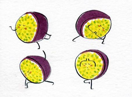 Το passion fruit διηγείται: