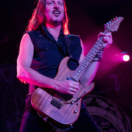 Reb Beach on The Rob Sas Rock Show this week! (11/17 & 11/21)