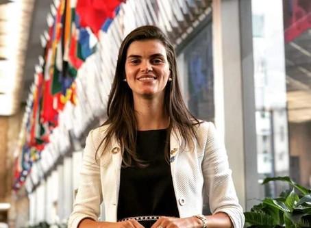 3 Perguntas - Petrina Santos:  Inovação Social e Empreendedorismo