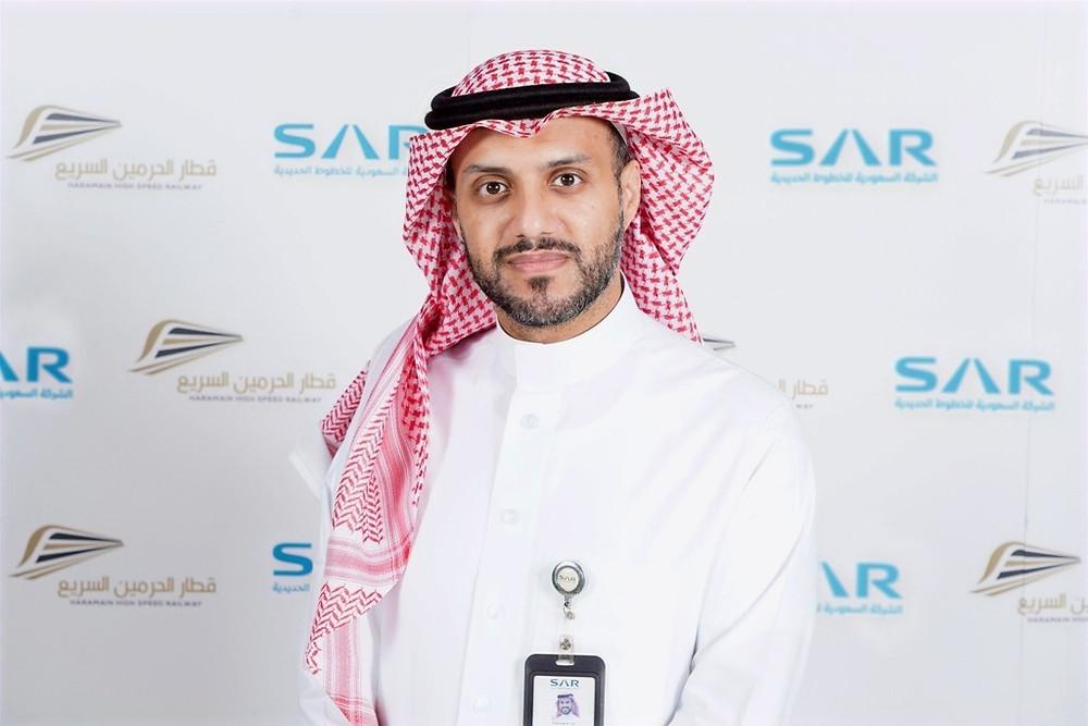 Mr. Ammar bin Ahmed Al Nahdi, Director General of Corporate Communications and Marketing at SAR
