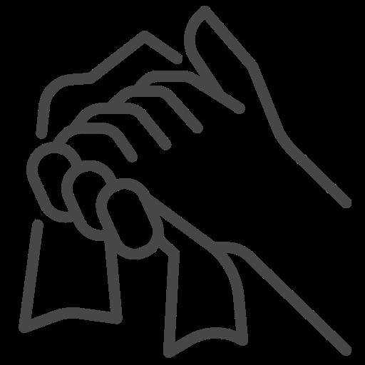 5741151 - cleaning hand hygiene tissue wipe