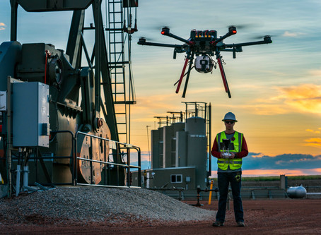 North Dakota Eyes Expanded Use of Drones For Oil and Natural Gas Operations