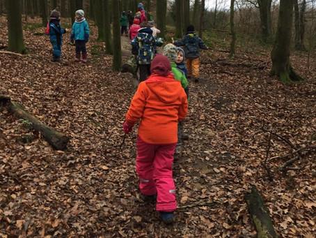 Waldspielgruppe startet ab Oktober