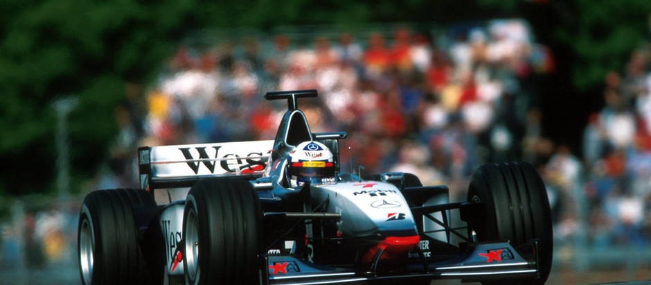 #5 1998: GP San Marino, vince Coulthard, ma Schumacher accorcia le distanze!