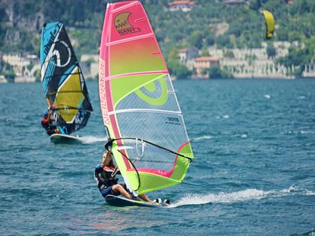 Lake Garda, Italy - the sport photographer's paradise