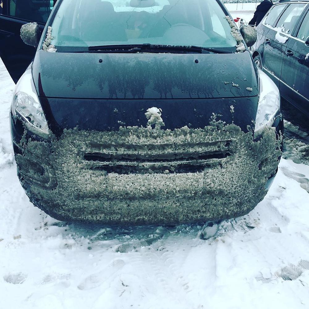 Téli autófelkészítés és autóápolás nélkül