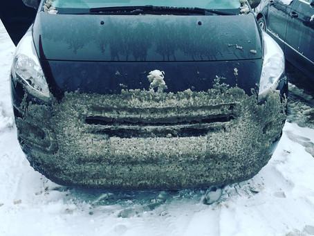 3 tévhit, amivel télen az autód sírját ásod