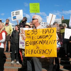 VIU PLENARY WORKSHOP Can Democracy Save the Environment?