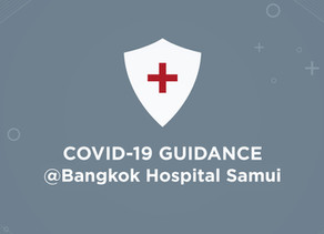 COVID-19 GUIDANCE @BANGKOK HOSPITAL SAMUI