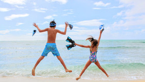 How To Teach Your Kids To Snorkel