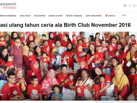 Novembrilliant 1st Birthday Bash - theasianparent.com