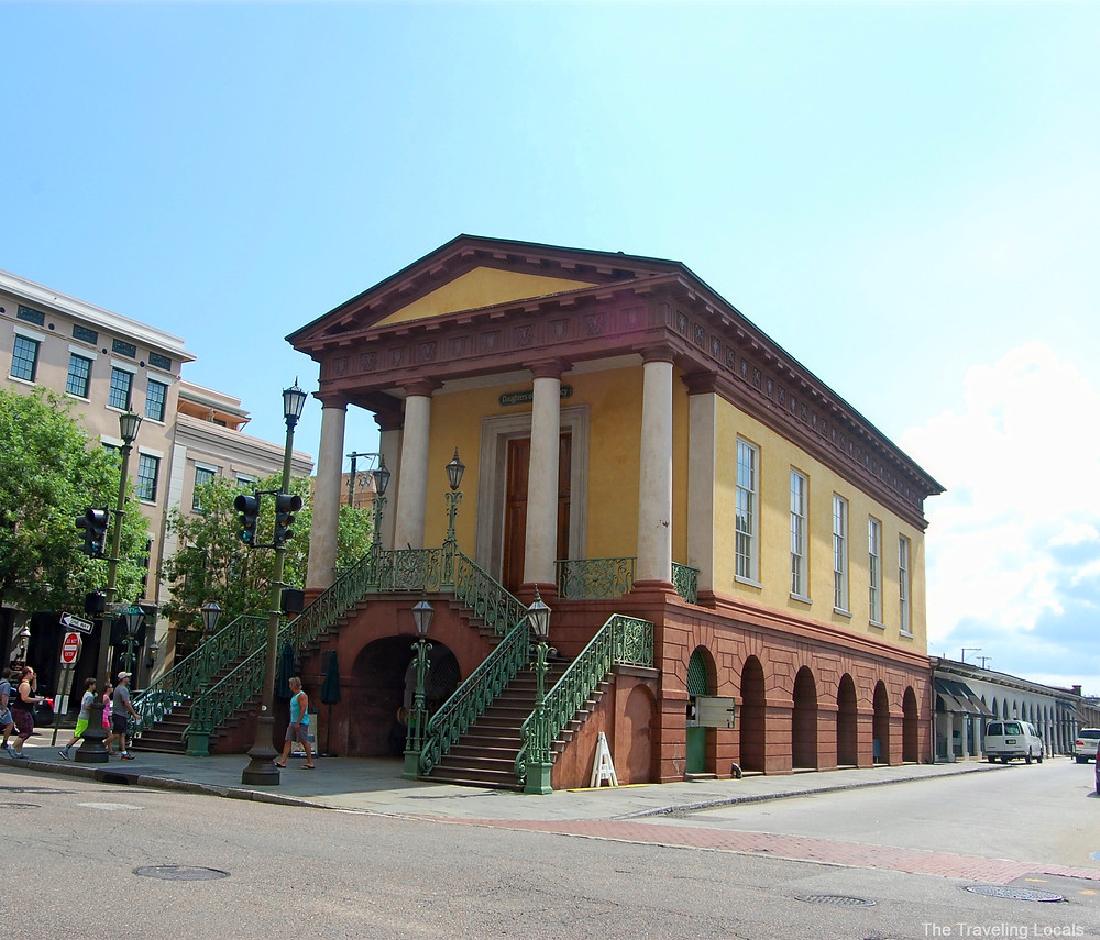 Historic Charleston City Market & Museum
