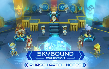 [UPDATE DEC. 6] SKYBOUND EXPANSION PHASE 1 PATCH NOTES