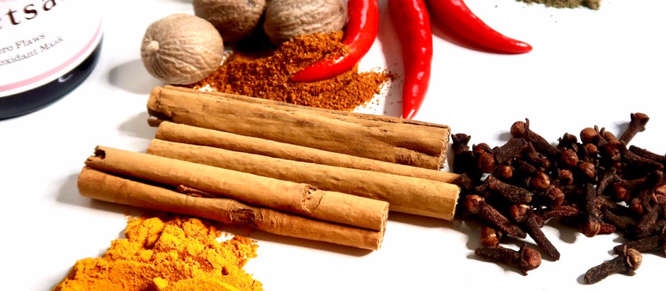 Hyperpigmentation on your skin can be treated using spices.