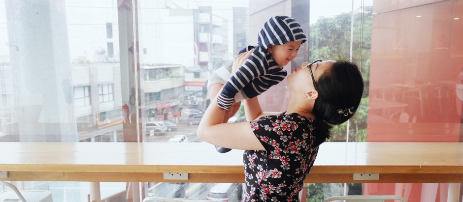 To My First-Born, A Real Life Compass