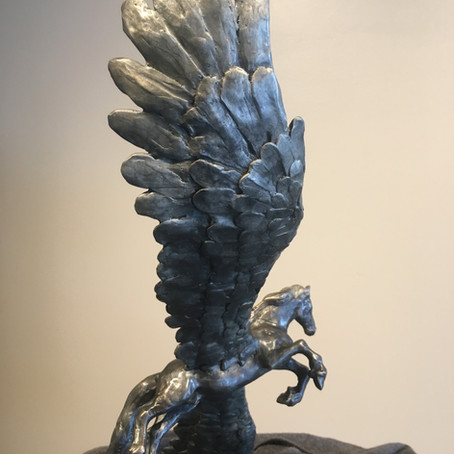 New Release in the Legend Art Collection: Pegasus