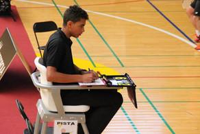 Oliver Gausmann, designado para el Portuguese International Junior Badminton