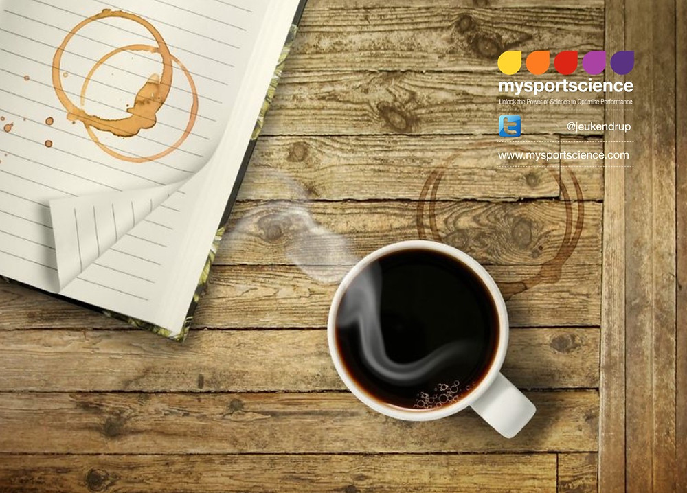 How much caffeine is in coffee? sport science exercise nutrition