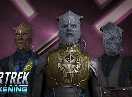 Gamma Recruits are back