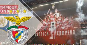 Antevisão O. Lyonnais x SL Benfica