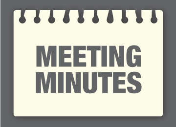 2018 Annual Meeting Minutes