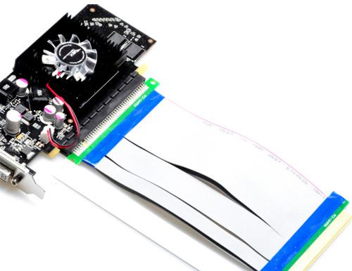 PCI-Express PCI-E 16X Riser 플렉시블 라이저카드
