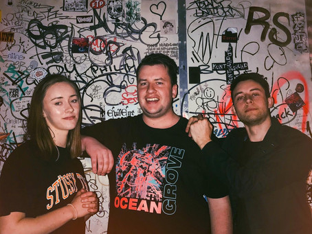 PREMIERE: All Regards Go Full Steam Ahead With 'Trainwreck'