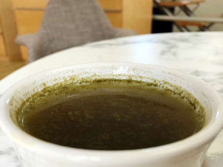 Decongestion Thyme Tea & 5-Ingredient Butternut Squash Fritters Recipe