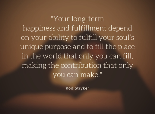 Your Long-term Happiness