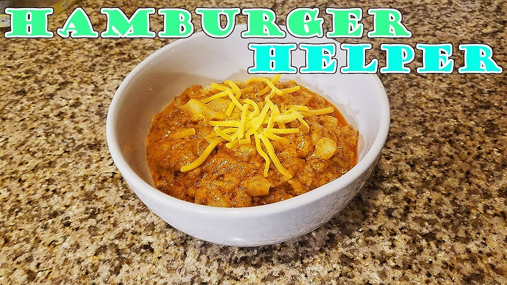 Keto Hamburger Helper Recipe