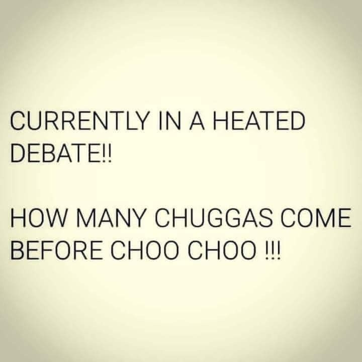 Chuggas Memes