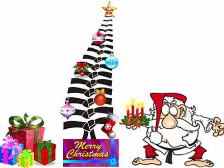 Merry Christmas from everyone at The Judo Academy!