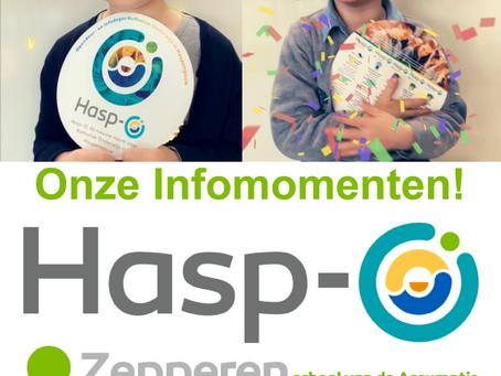 Infomomenten - HASP-O Zepperen